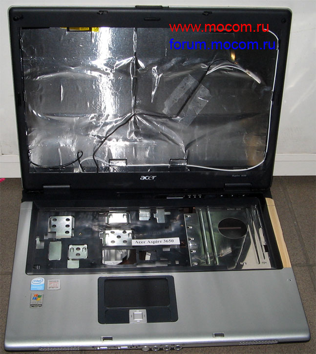 Ноутбук Acer TravelMate TMP278-M-39EF (NX.VBPER.012) i3 6006U/4GB/500GB/17.3