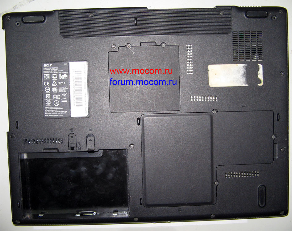 Ноутбук Acer TravelMate TMP258-M-33WJ NX.VBAER.004 (Intel Core i3-6100U 2.3 GHz/2048Mb/500Gb/Intel HD Graphics/Wi-Fi/Bluetooth/Cam/15.6/1920x1080/Windows 10)