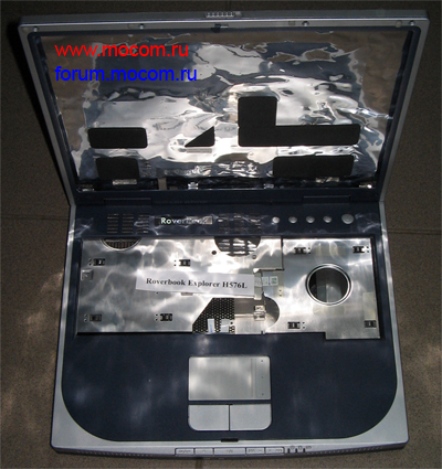 Roverbook E418l Драйвера