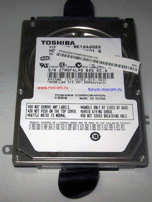 Toshiba mk8032gax