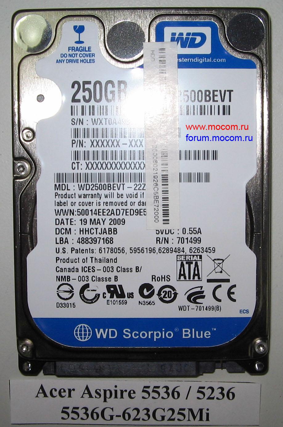 Жесткий диск 250Gb - Samsung 850 EVO MZ-75E250BW