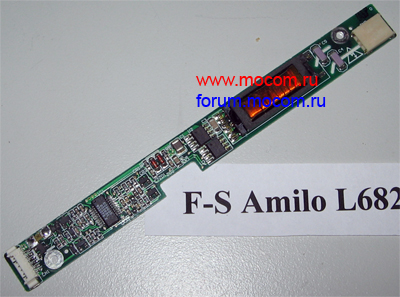 Fujitsu siemens amilo l6825