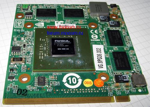 Каталог видеокарт для ноутбуков Acer: http://www.mocom.ru/Component/video/acer/video_acer.htm