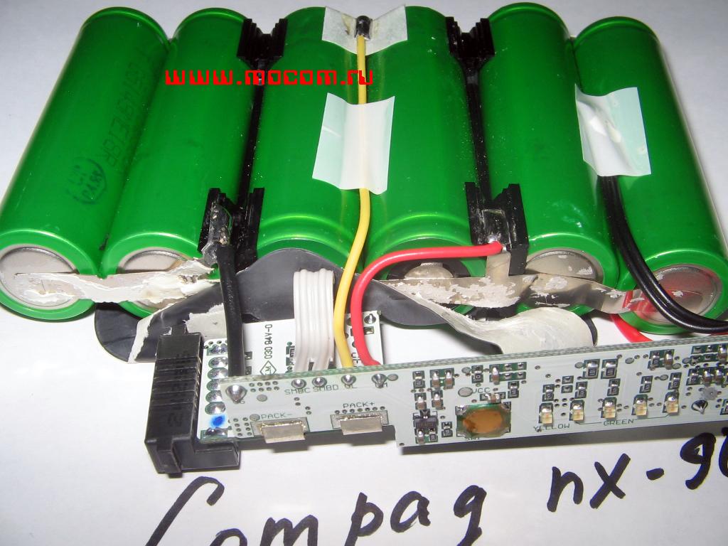 Контроллер ремонт батареи ноутбука своими руками