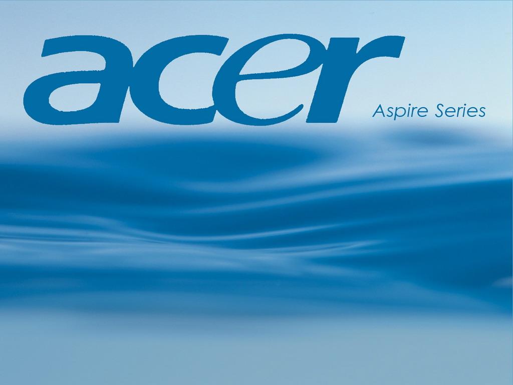Acer aspire обои - 77
